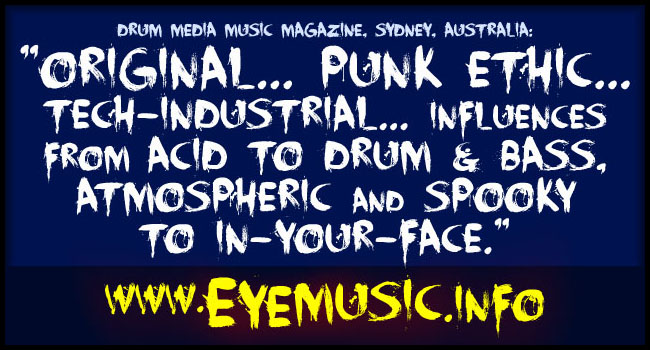 Good New Old Best Heavy Dark Alternative Electronic Industrial Cyber Goth Synth Punk Wave Pop Metal Dance Rock Music Bands Artists German British American UK USA Chicago Austin Detroit San Francisco Boston Toronto Montreal Sheffield Leipzig Berlin Koln