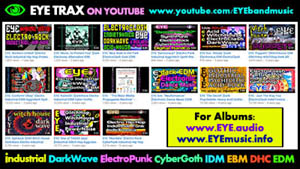 Good Best Top Old New Dark Electro Industrial Cyber Goth Synth Punk Wave Pop Techno Rock Alternative Music Bands Art Germany USA UK Canada Europe New York London Los Angeles San Francisco Toronto Montreal Vancouver Moscow Berlin Sydney Melbourne