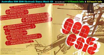 NutznBoltz Records Brisbane Australia Genesis Compilation CD Album Art underground independent early old 00s 2000s Australian Electro Pop Electroclash Electronica EDM Intelligent Electronic Dance Music Record Label Producers Scene History Jacket Cover