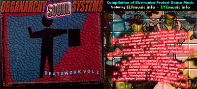 Compilation album Australian Dark Alternative Electronic Industrial Gothic Punk Rock Record Labels Underground CD Art Jacket Cover 1990s 90s 00s 2000s Bands Groups Musicians Music Artists History Scene USA UK England Canada NZ Australia Europe Germany France