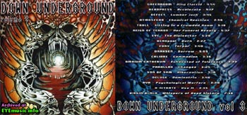 compilation CD album cover artwork jacket for the Delinquent Records record label release title Industrial Baby 90s 1990s underground alternative American USA dark electronic electro industrial metal rock bands groups musicians music artists